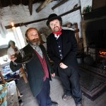 Two old world gentlemen
