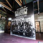 Killhope museum entrance